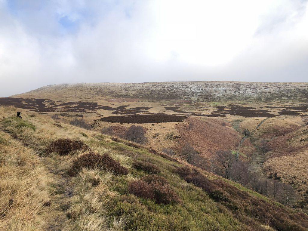 Howden Moors, Howden Reservoir