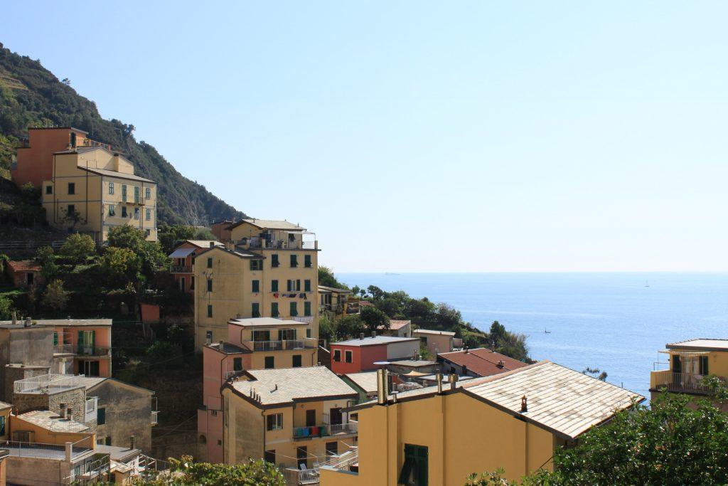 Village in Cinque Terre