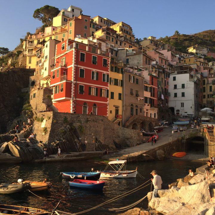 Riomaggiore - Cinque Terra