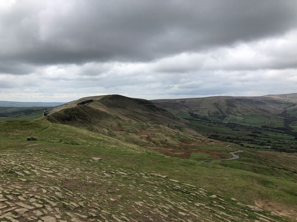Edale Skyline Rushup Edge to Brown Knoll