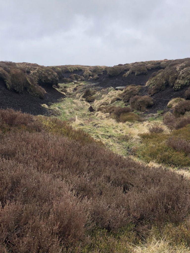 Wool-Packs-Peat-Bog-Edale-Skyline